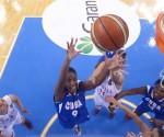 Cuba-Serbia Mundial de basket femenino