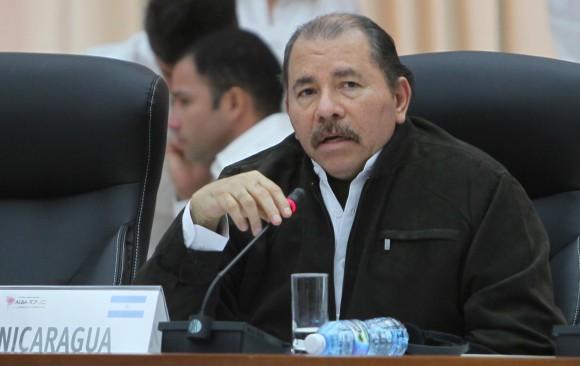 Daniel Ortega, presidente de Nicaragua. Foto: Ismael Francisco / Cubadebate.