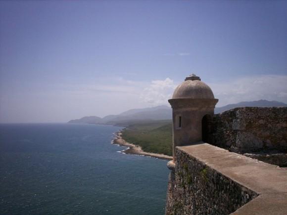 Desde el Morro Santiaguerio. Foto: José A. Fong Sinovas/Cubadebate.