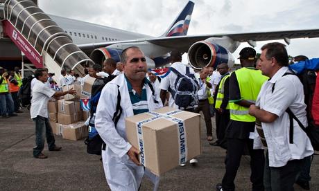 Ébola y medios de comunicación