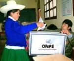 ELECCIONES-PERU