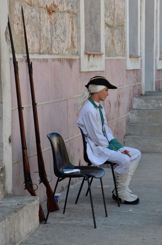 El pasado reposa.. Foto: Katia y Kike / Cubadebate