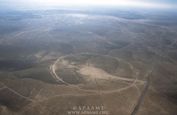 Enormes antiguos círculos de piedra en Jordania dejan perplejos a los científicos2
