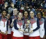 Estados Unidos campeón mundial de baloncesto femenino