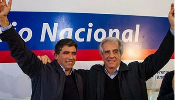 Fórmula-presidencial-del-Frente-Amplio-Tabaré-Vázquez-der.-y-Raúl-Sendic.