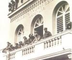 Fidel y Camilo en Camagüey el 21 de octubre de 1959.