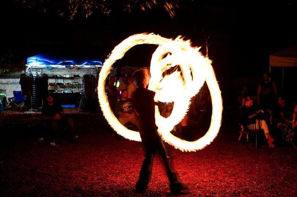 Fuego Twirler