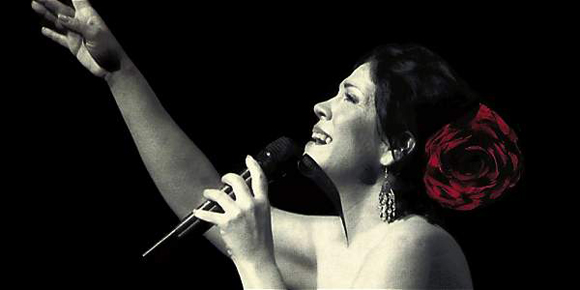 En la última noche del Festival Piña Colada 2016, Ivette Cepeda obsequió a Ciego de Ávila y, en cambio, les robó el corazón.