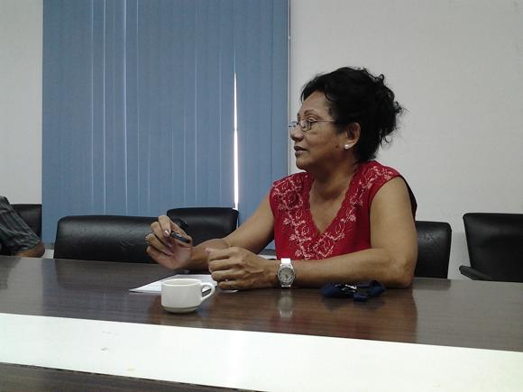 María Gloria Vidal