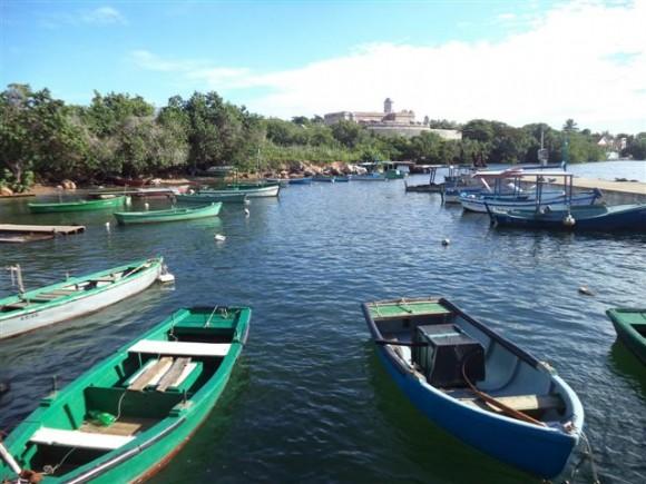 Muelle Ciudad Nuclear, Bahía de Jagua, Cienfuegos, Foto: Freddy Fdez-Calienes García/ Cubadebate