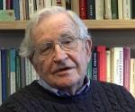 Noam Chomsky. (Foto: Archivo).