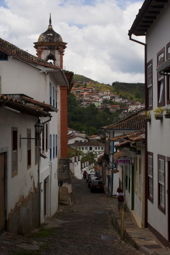 Ouro Preto, Minas Gerais, Brasil. Foto: Prof. Silvia C. Diaz Llera / Cubadebate