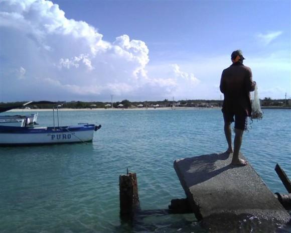 Playa La Herradura, Las Tunas. Cuba. Foto: Dr.Albert del Portal / Cubadebate
