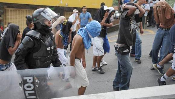 Policía Pandillas