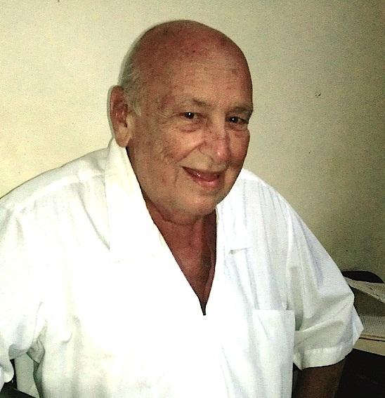 El Profesor Floro José Cepero Muñoz.