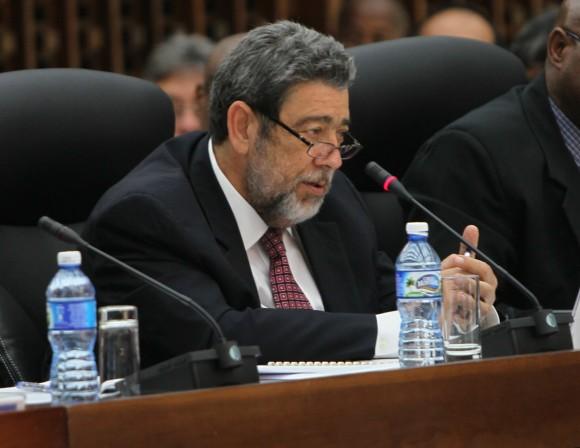 Ralph Gonsalvez, primer ministro de San Vicente y las Granadinas. Foto: Ismael Francisco / Cubadebate.