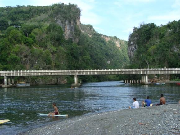 Rio Yumuri, Municipio Baracoa, Guantanamo. Foto: Salvador Torres / Cubadebate