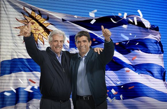 Frente Amplio consolida liderazgo en elecciones uruguayas