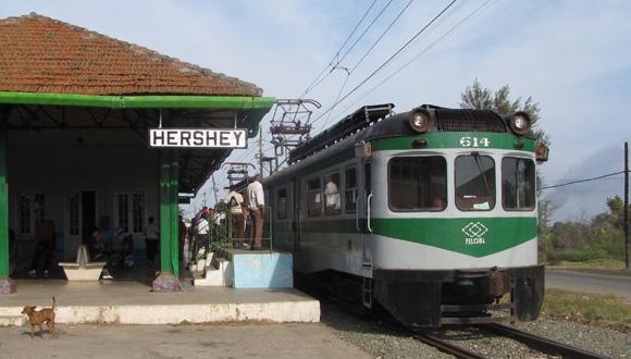 Tren de Hershey