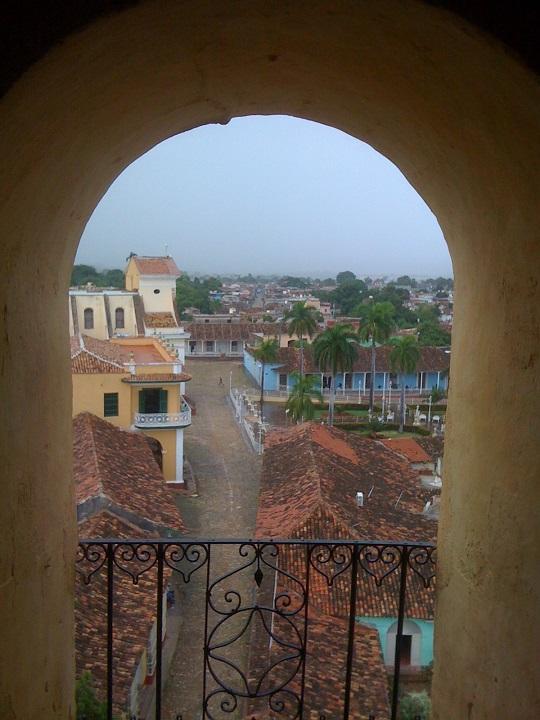 Trinidad desde lo alto. Foto: Orlando Cruz Torres/Cubadebate.