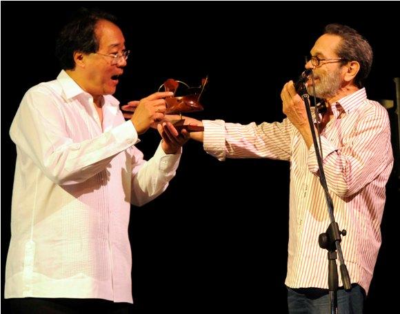 Violonchelista estadounidense Yo-Yo Ma en Cuba 1