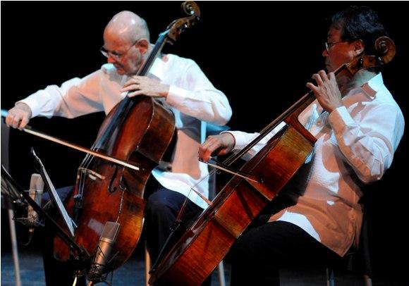 Violonchelista estadounidense Yo-Yo Ma en Cuba 2