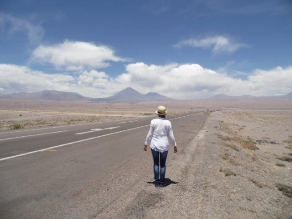Volcán Lincancábur, Desierto de Atacama II, Región de Antofagasta,Chile. Foto: Martha Tamayo / Cubadebate