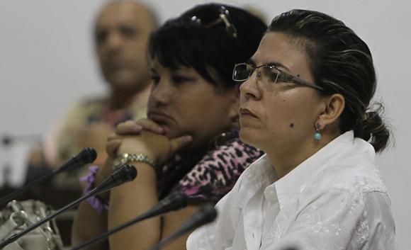 La diputada Kenia Serrano. Foto: Ladyrene Pérez/ Cubadebate/ Archivo.