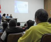 Audiencia Parlamentaria Cuba contra el Bloqueo, convocada por la Comisión de Relaciones Internacionales de la Asamblea Nacional del Poder Popular, en La Habana, Cuba, el 23 de octubre de 2014. AIN FOTO/Tony HERNÁNDEZ MENA/ANPP