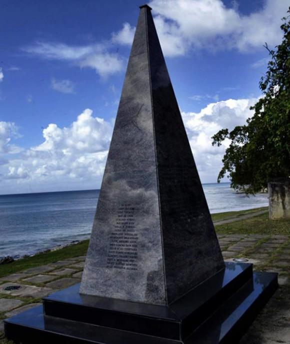 A 38 años de un crimen que continúa impune: Monumento a las víctimas de Barbados