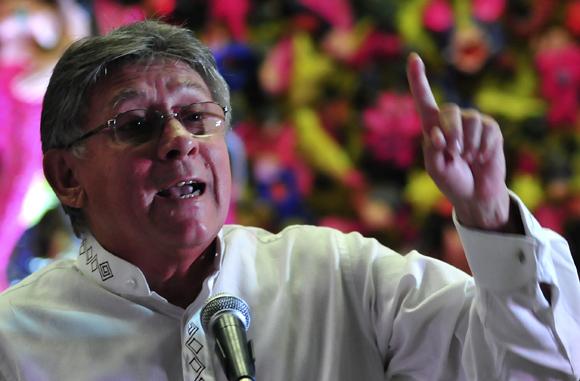 Palmiro León Soria Saucedo, Embajador del Estado Multinacional de Bolivia en Cuba. Foto: Ladyrene Pérez/ Cubadebate.