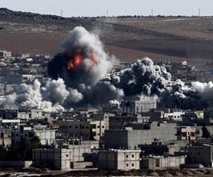 bombardeos norteamericanos en siria