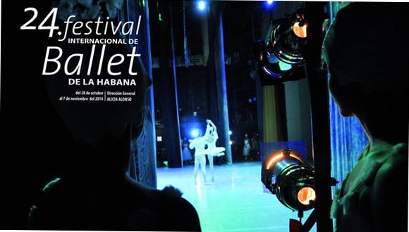 Concluye hoy 24 Festival Internacional de Ballet de La Habana