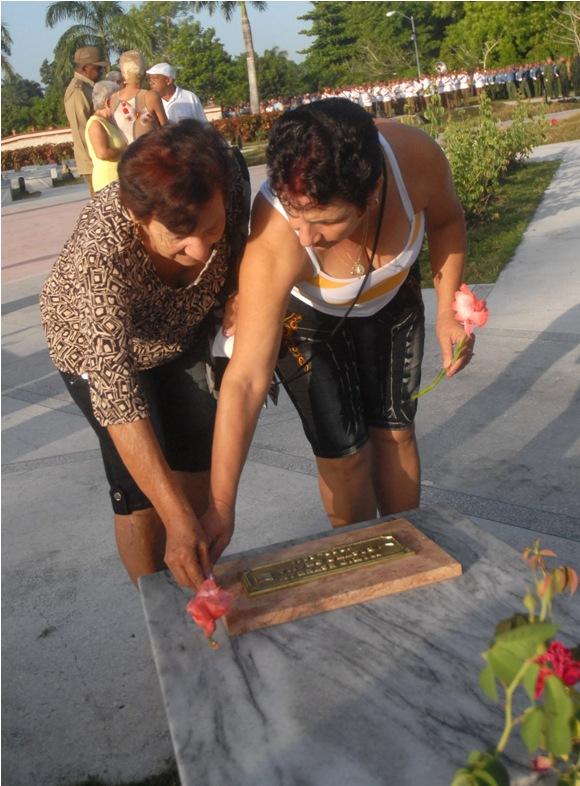 ceremonia martires del frente norte 4