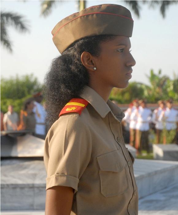 ceremonia martires del frente norte 5