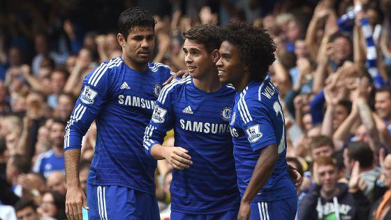 Manchester United empata con el Chelsea en la Liga Premier