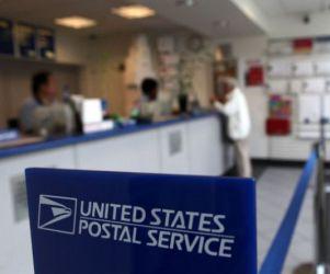 correo postal en Estados Unidos