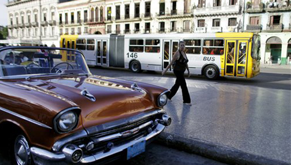 CUBA TRANSPORTEt