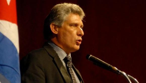 Miguel Díaz-Canel. Foto:Archivo de Cubadebate