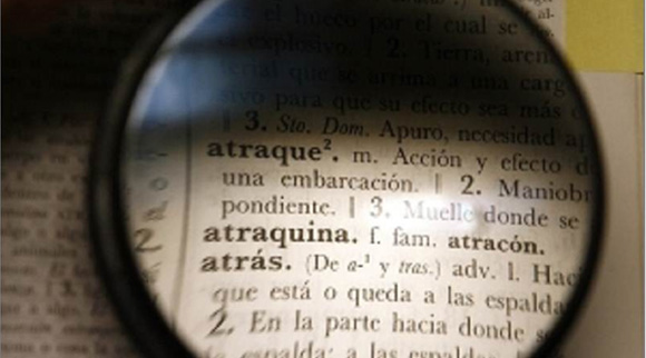 Resultado de imagen de diccionario de la lengua española