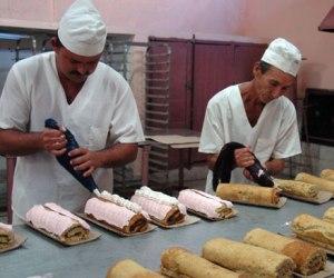 Dulcería en Banes, Cuba