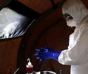 Cuba Doctors Ebola