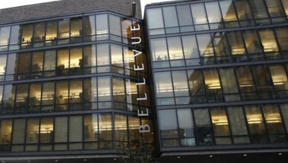 El afectado fue admitido en el hospital Bellevue que encabeza la lista de centros médico que atienden casos de ébola. Foto / Reuters.
