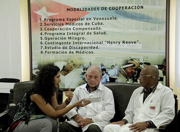 Llegaron los médicos cubanos a Liberia para combatir el Ébola