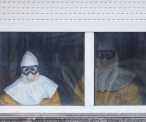 enferma de ébola en España