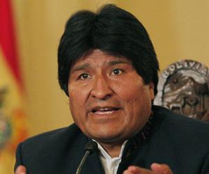 Los que vivimos en el Sur no somos los guardaparques del Norte: Evo Morales