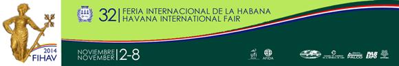 El pabellón central, que exhibe fundamentalmente los productos cubanos, contará con un mayor número de stand que en Fihav 2013. Foto / Feriahavana.