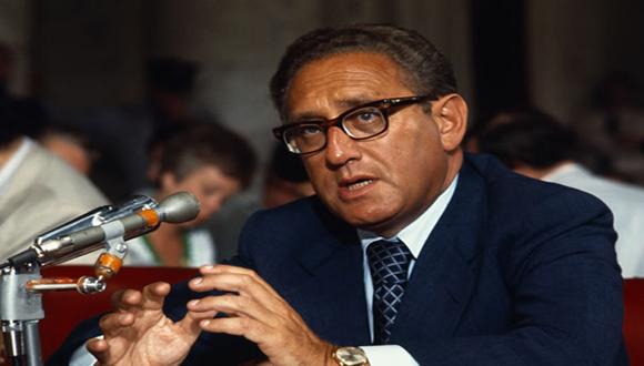 Kissinger trazó planes secretos para atacar y bloquear a Cuba en 1976