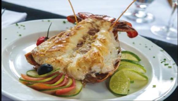 gastronomía cubana: langosta