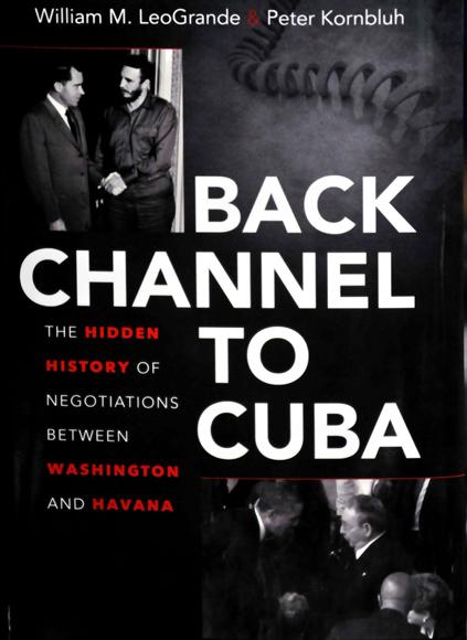 Presentan en La Habana dos libros sobre las relaciones entre Cuba y EEUU